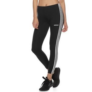 New with tags women's adidas leggings. Sz L